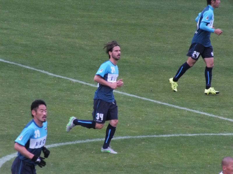 横浜FC-ザスパクサツ群馬:HAPP...