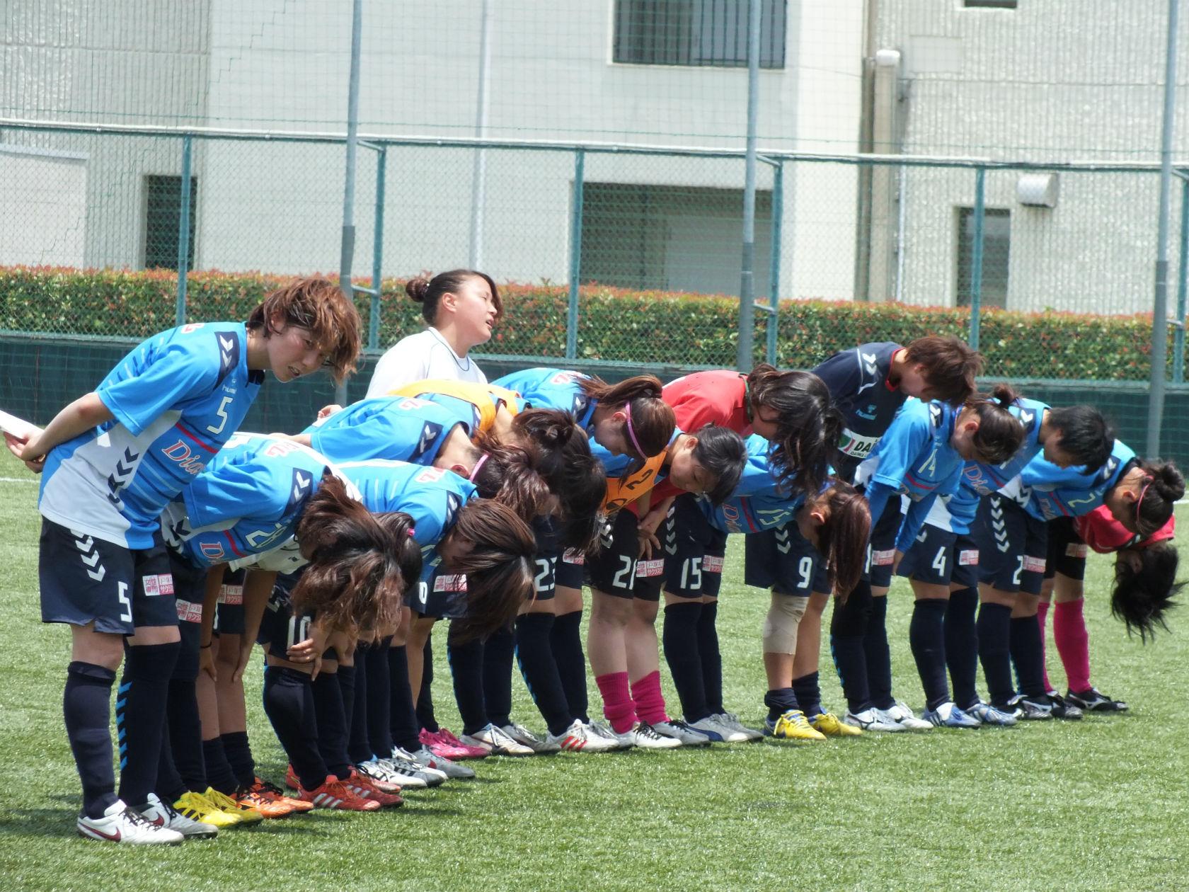 横浜FCシーガルズ-日本体育大学...