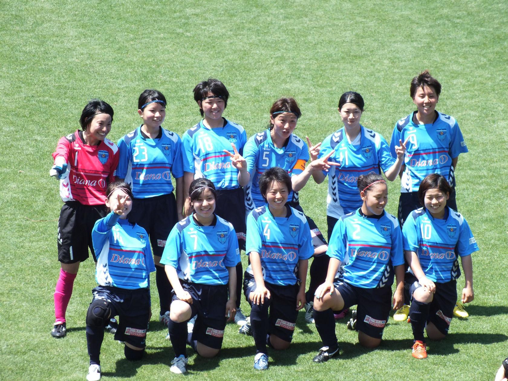 横浜FCシーガルズ-湘南学院高校...